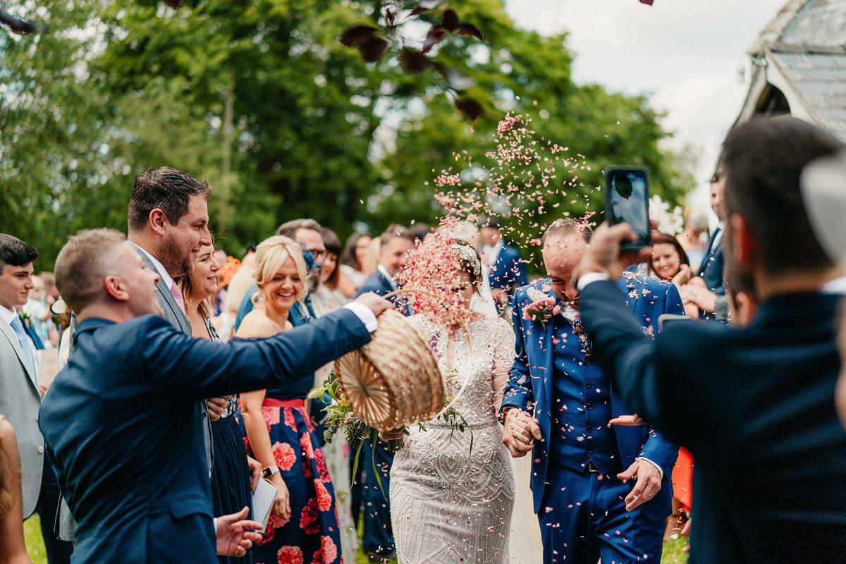 Dewsall Court Wedding Photography - Emily + Paul 26