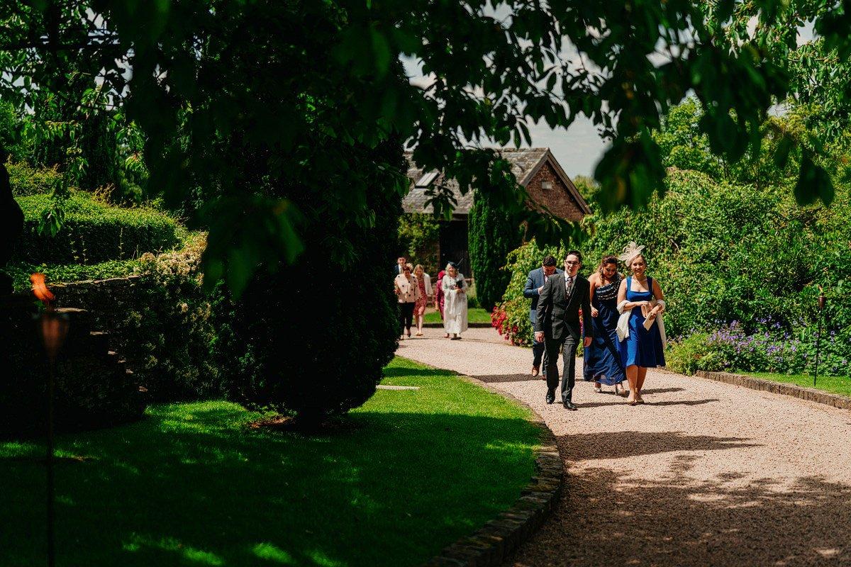 Dewsall Court Wedding Photography - Emily + Paul 27