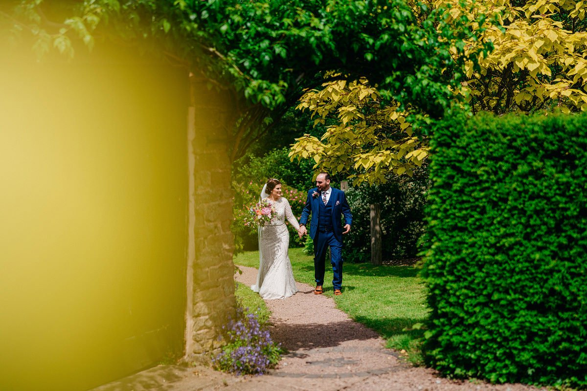 Dewsall Court Wedding Photography - Emily + Paul 29