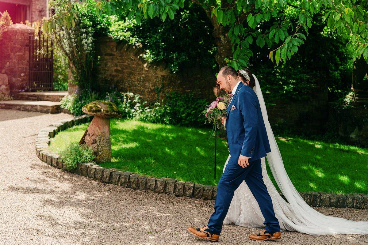 Dewsall Court Wedding Photography - Emily + Paul 32
