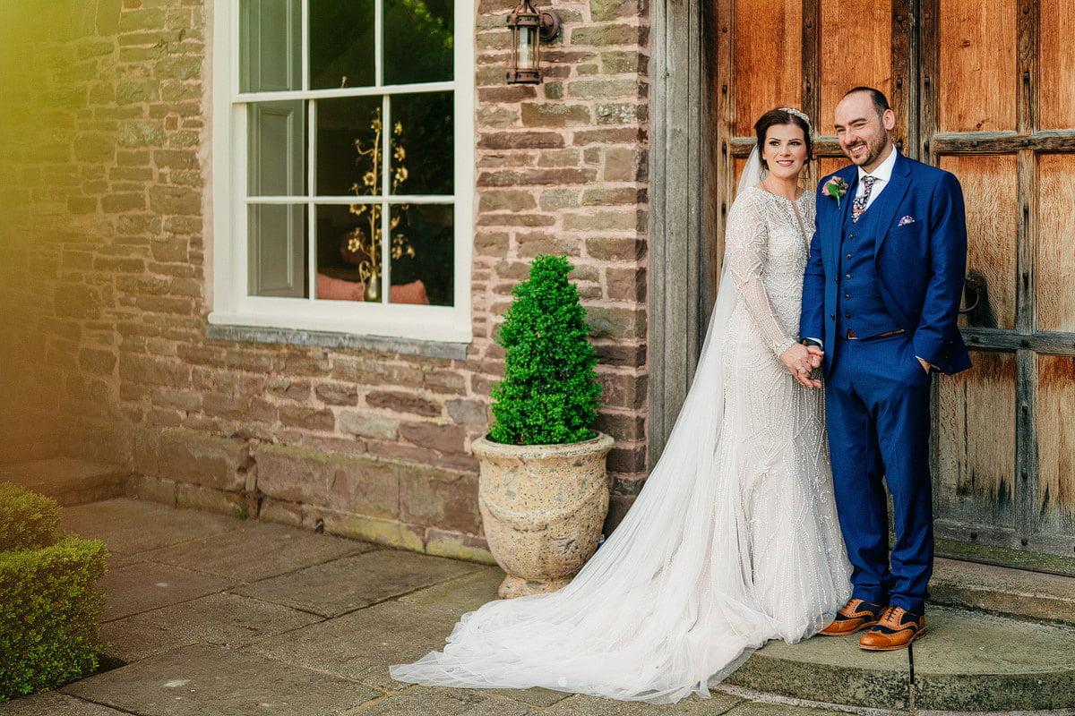 Dewsall Court Wedding Photography - Emily + Paul 43