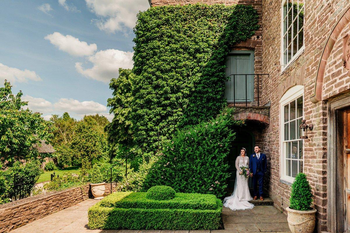 Dewsall Court Wedding Photography - Emily + Paul 48