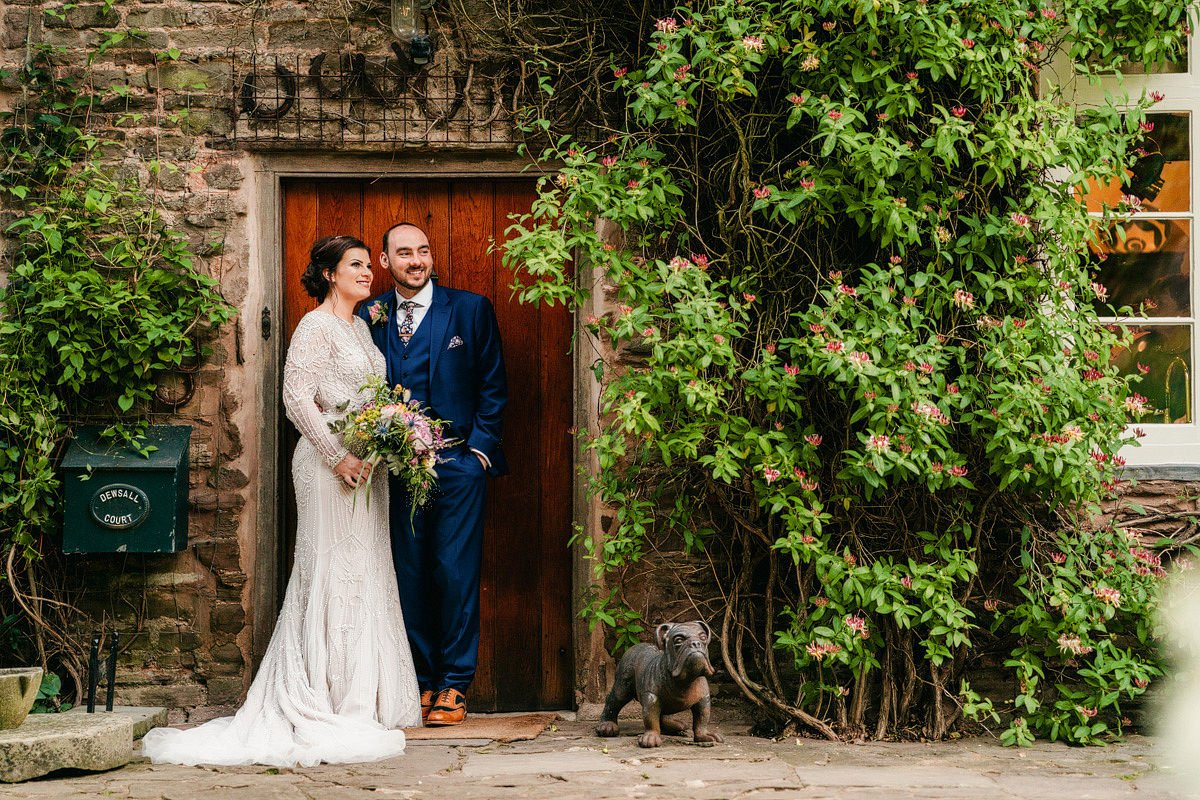 Dewsall Court Wedding Photography - Emily + Paul 61