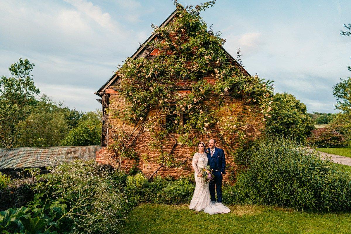Dewsall Court Wedding Photography - Emily + Paul 67