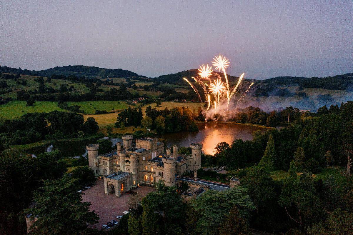 Eastnor Castle Wedding - Ilona + Shane 86
