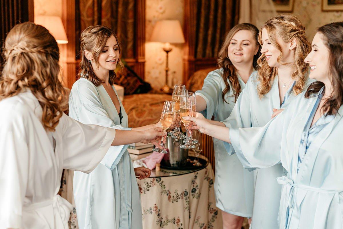 Eastnor Castle Wedding - Ilona + Shane 8