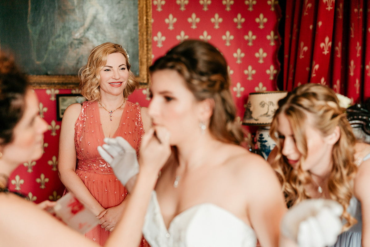 Eastnor Castle Wedding - Ilona + Shane 13