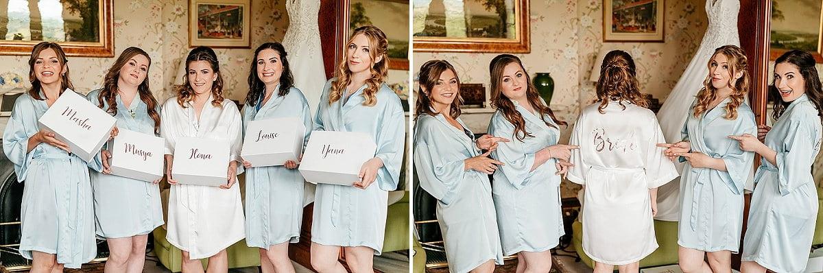 Eastnor Castle Wedding - Ilona + Shane 2