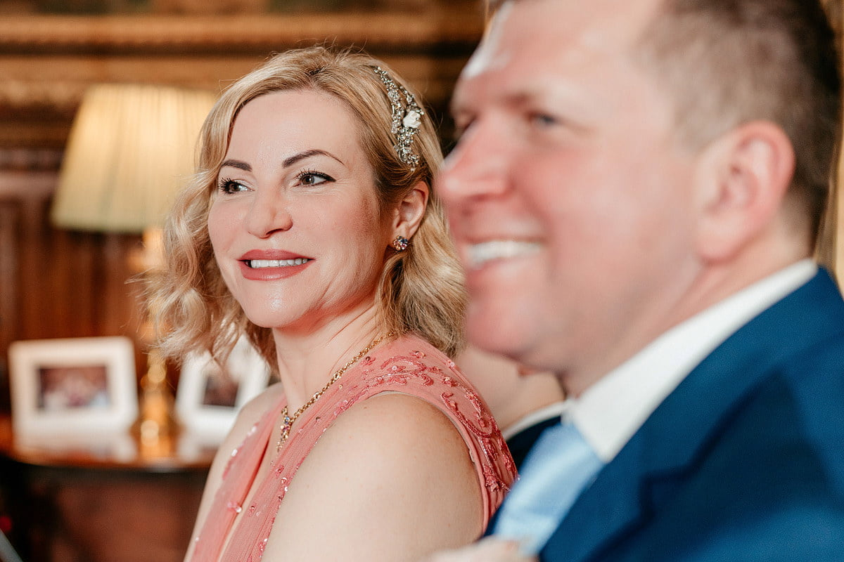 Eastnor Castle Wedding - Ilona + Shane 23