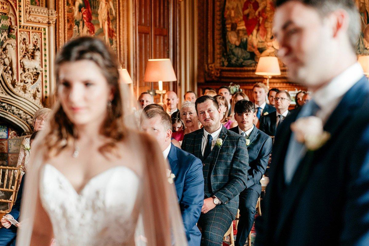 Eastnor Castle Wedding - Ilona + Shane 25