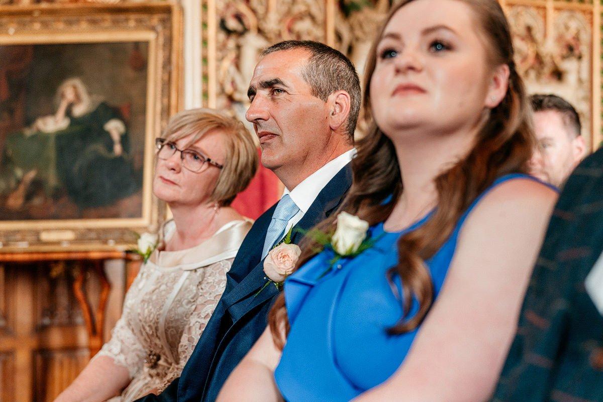 Eastnor Castle Wedding - Ilona + Shane 27