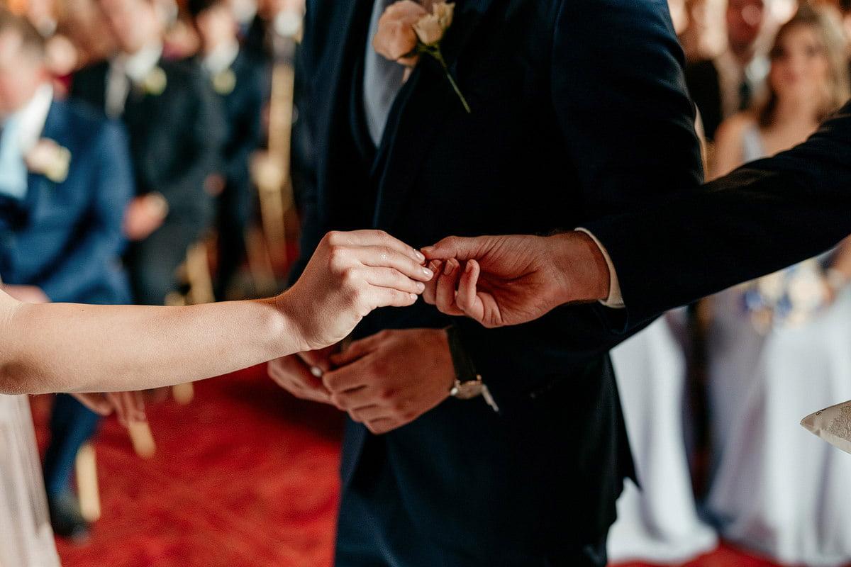 Eastnor Castle Wedding - Ilona + Shane 32