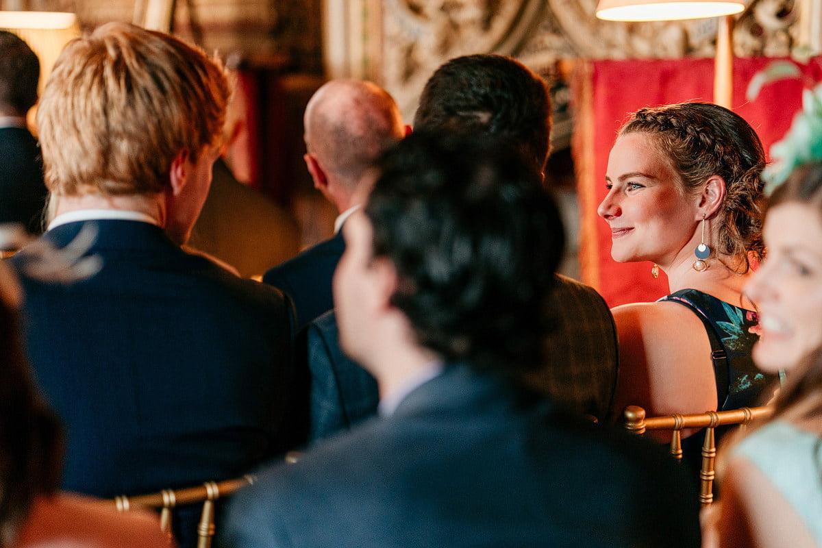 Eastnor Castle Wedding - Ilona + Shane 35