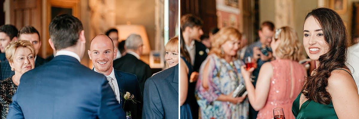 Eastnor Castle Wedding - Ilona + Shane 40