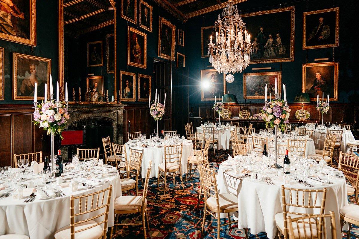 Eastnor Castle Wedding - Ilona + Shane 49