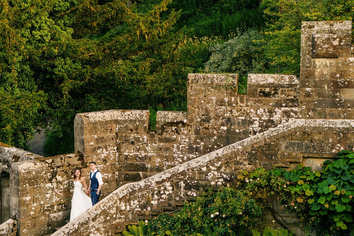 Eastnor Castle Wedding - Ilona + Shane 60