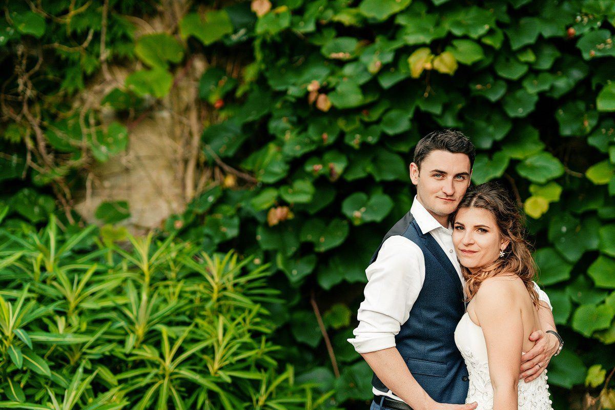 Eastnor Castle Wedding - Ilona + Shane 61