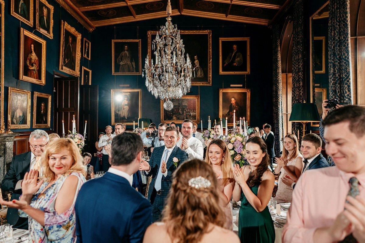 Eastnor Castle Wedding - Ilona + Shane 67