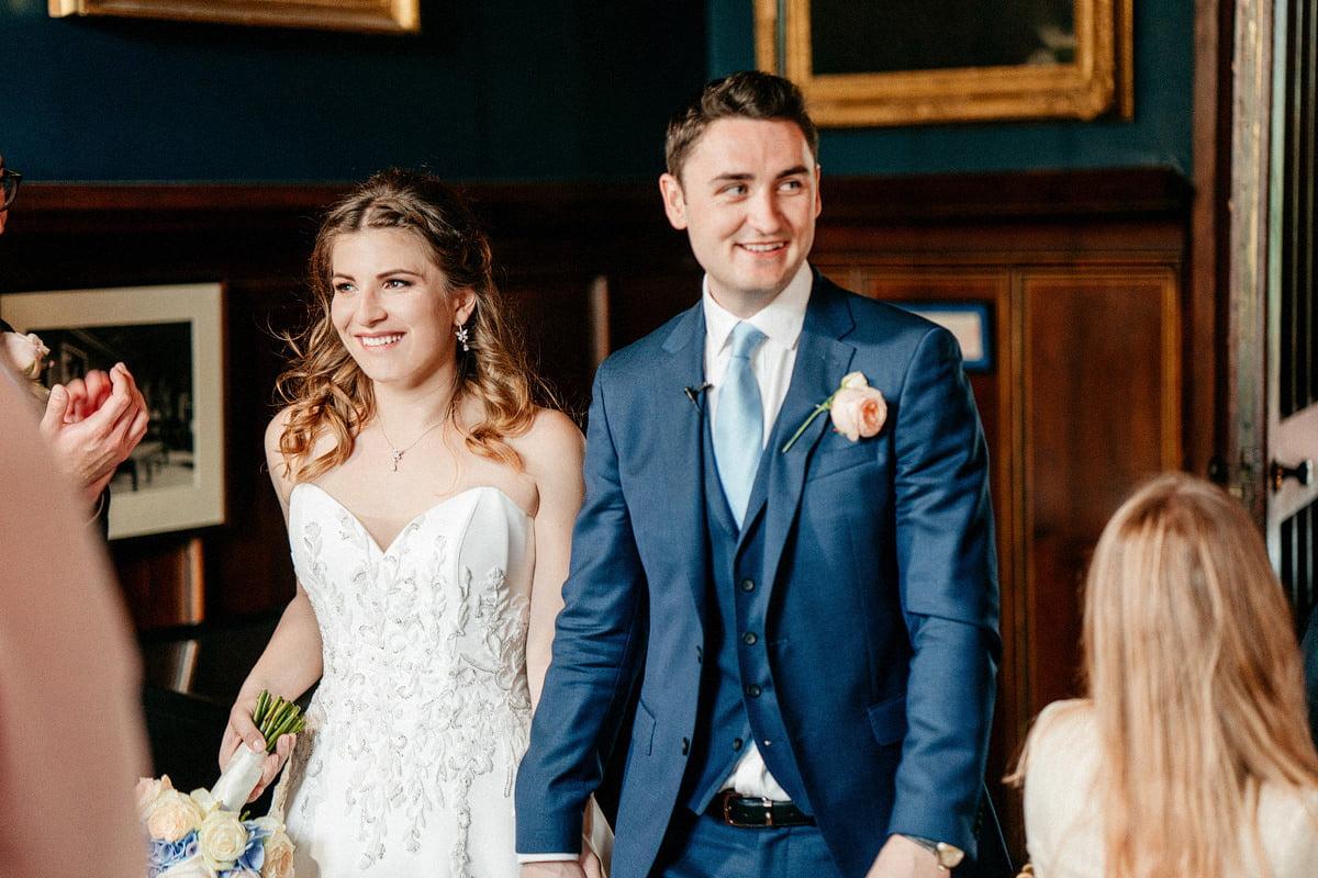Eastnor Castle Wedding - Ilona + Shane 68