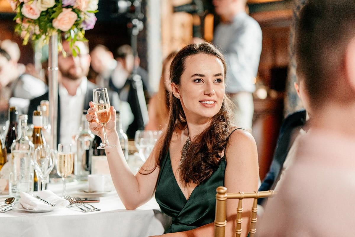 Eastnor Castle Wedding - Ilona + Shane 71