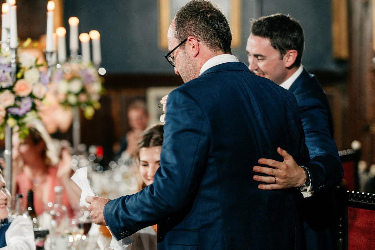 Eastnor Castle Wedding - Ilona + Shane 75
