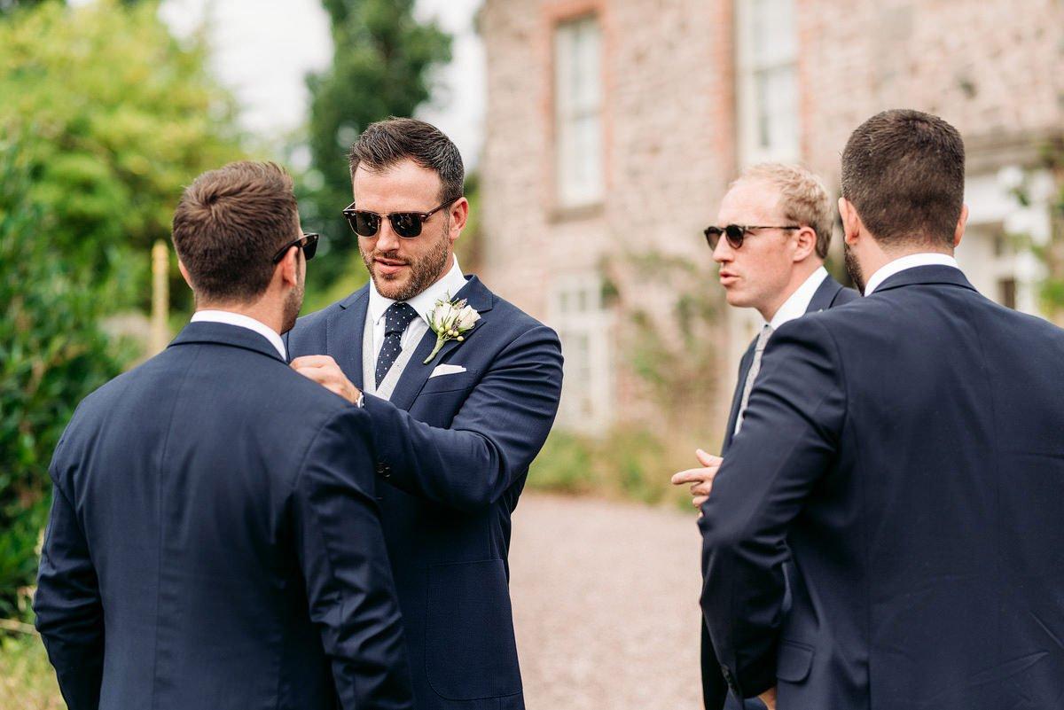 Lyde Court Wedding - Becky + Rhys 18
