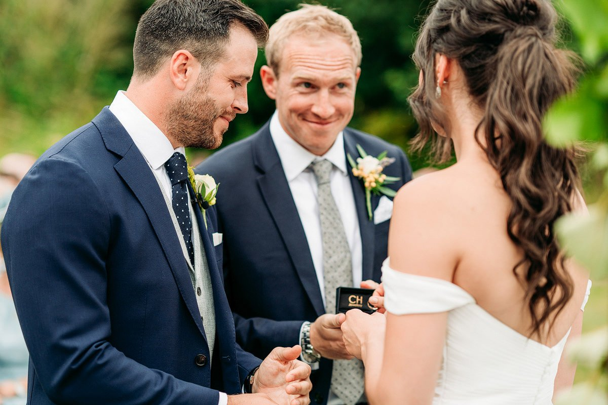 Lyde Court Wedding - Becky + Rhys 35