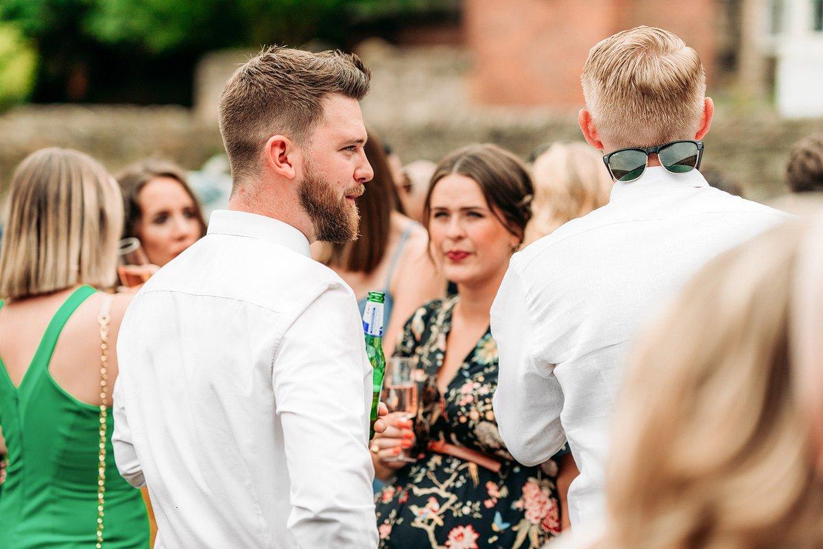 Lyde Court Wedding - Becky + Rhys 55