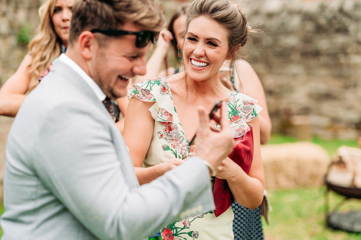Lyde Court Wedding - Becky + Rhys 54