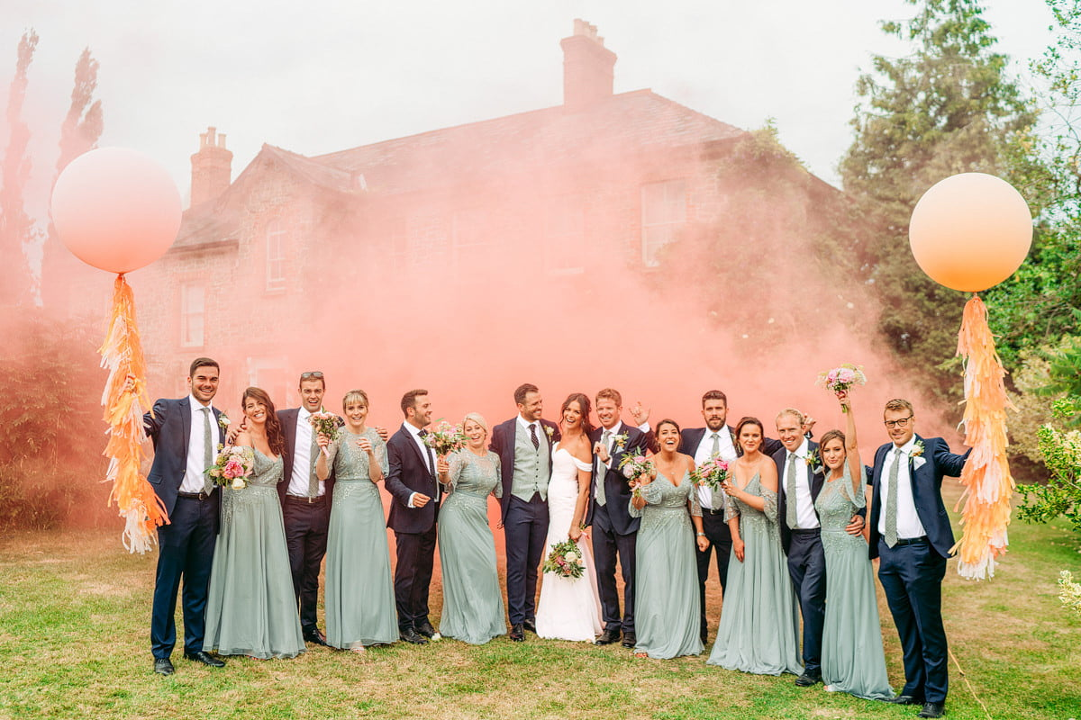 Lyde Court Wedding - Becky + Rhys 59