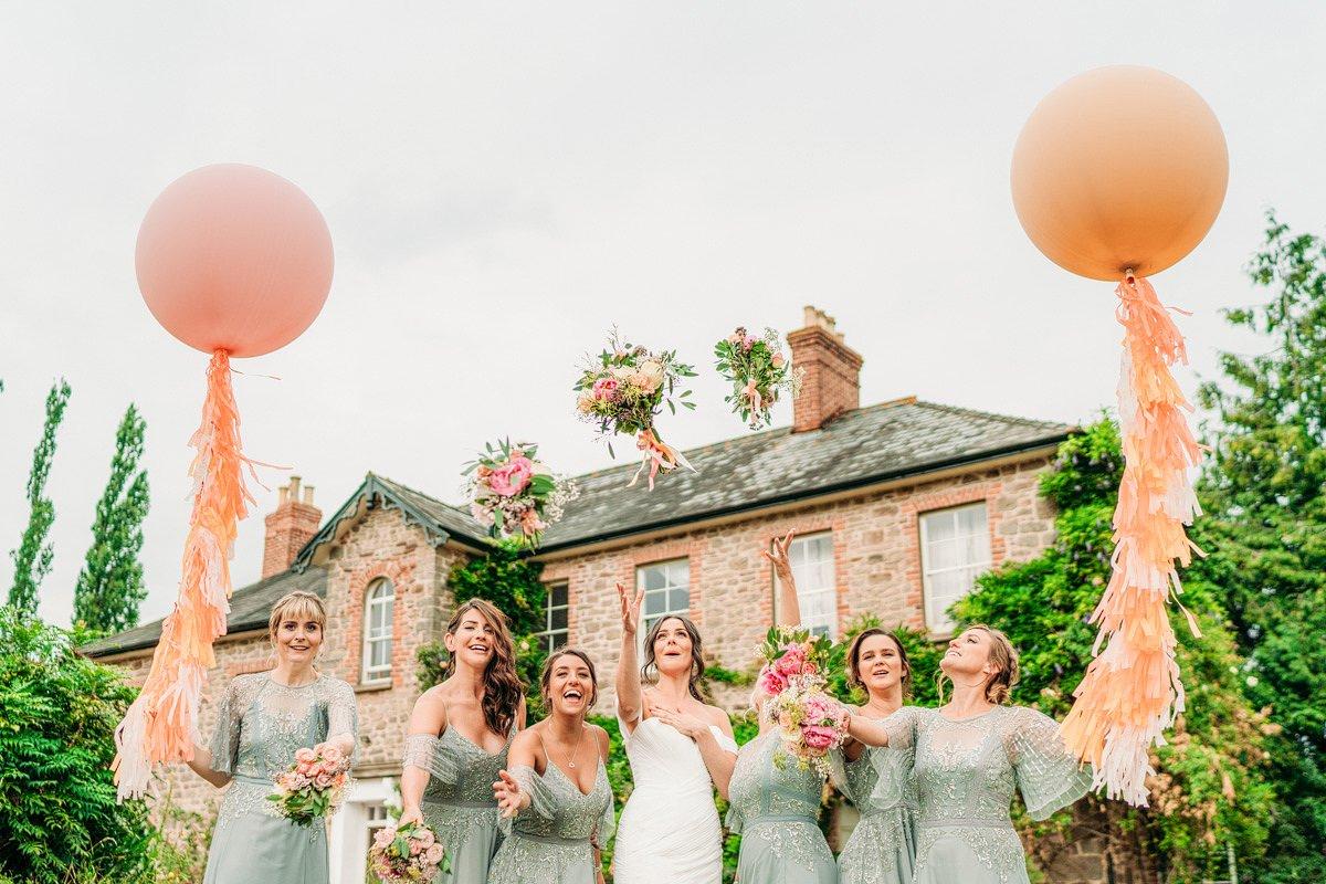 Lyde Court Wedding - Becky + Rhys 61