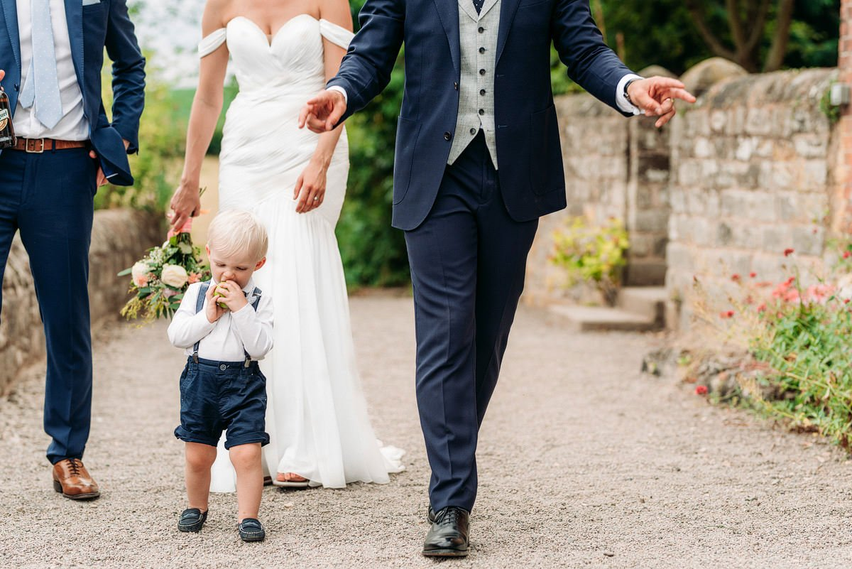 Lyde Court Wedding - Becky + Rhys 70