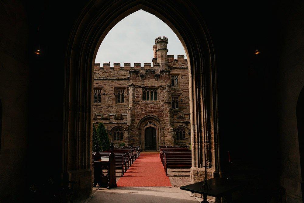 Hampton Court Castle Wedding 8
