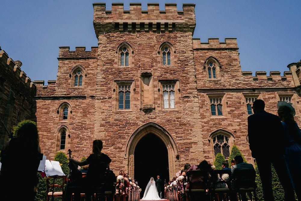 Hampton Court Castle Wedding 16