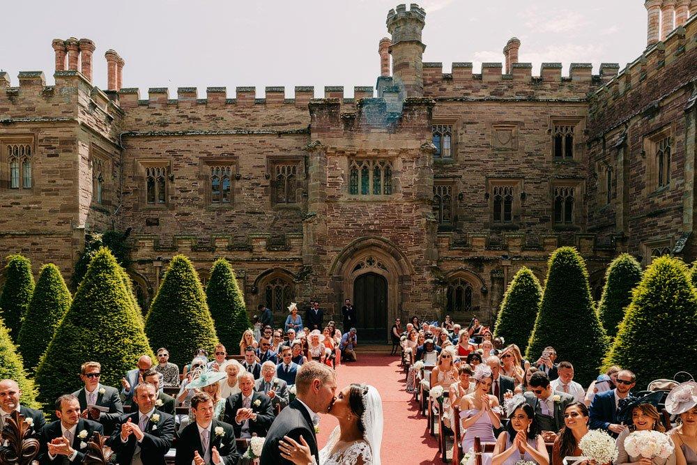 Hampton Court Castle Wedding 20