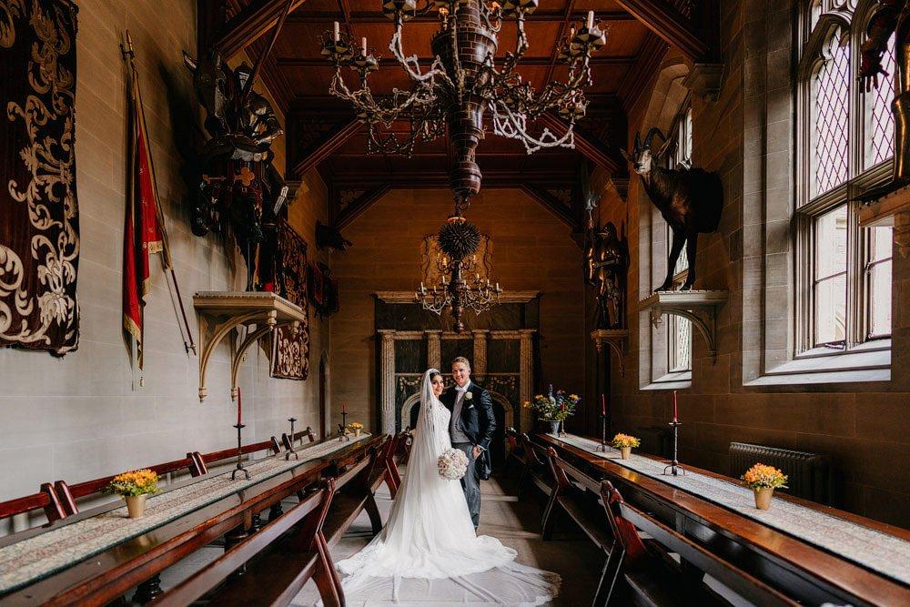Hampton Court Castle Wedding 44