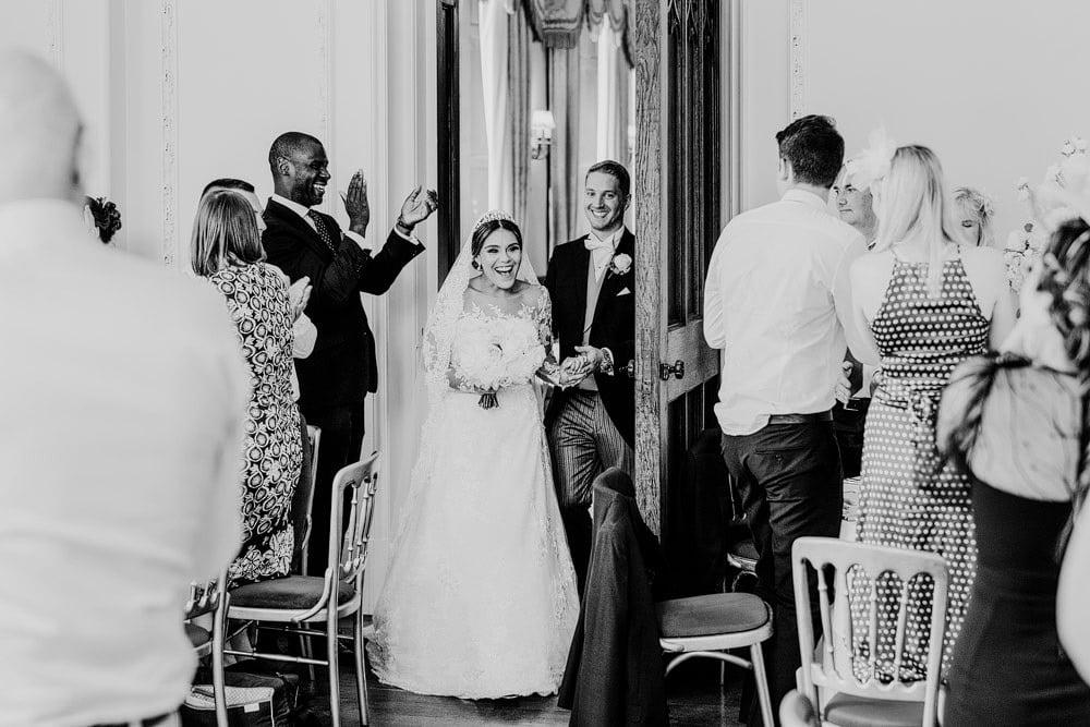 Hampton Court Castle Wedding 25