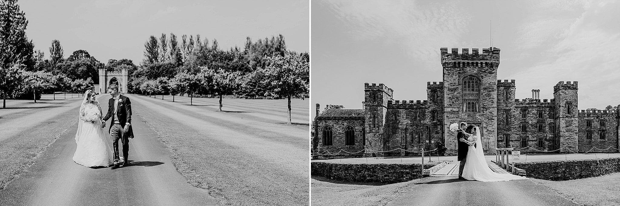 Hampton Court Castle Wedding 41