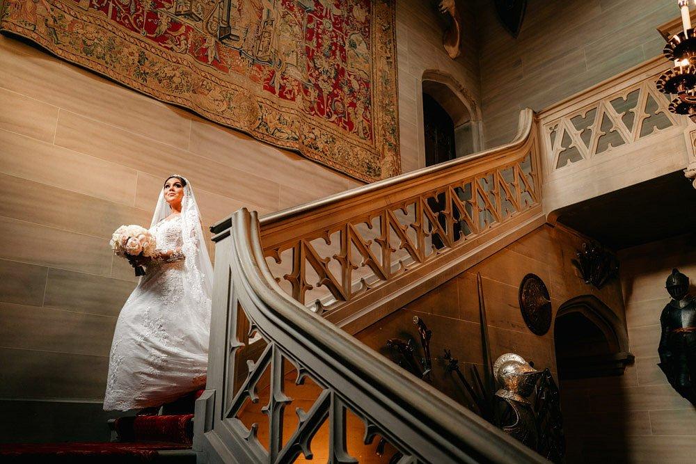 Hampton Court Castle Wedding 14