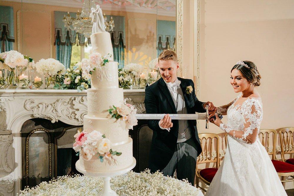 Hampton Court Castle Wedding 47