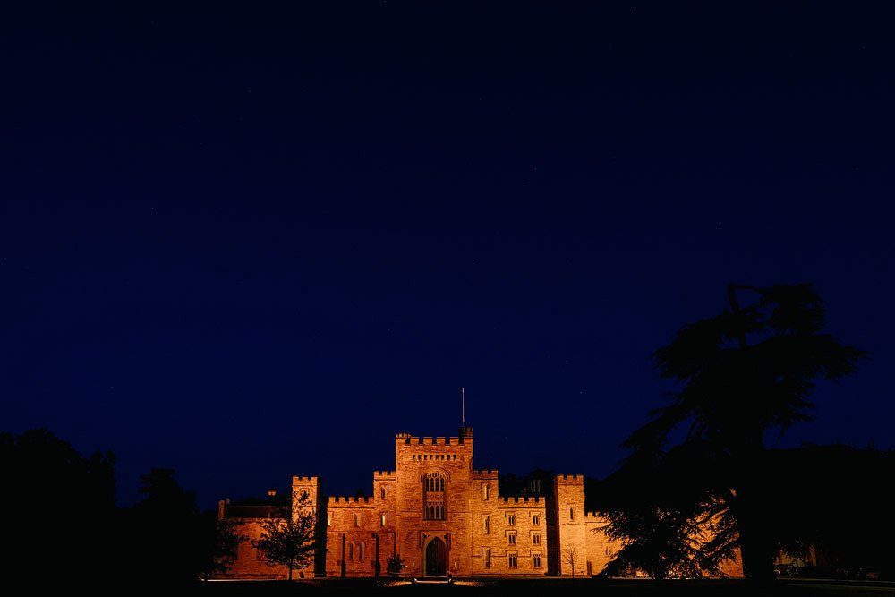 Hampton Court Castle Wedding 51